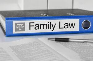 family law folder